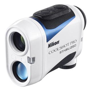 ニコン(Nikon)のNikon COOLSHOT PRO STABILIZED レーザー距離計(ゴルフ)