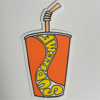 Supreme - Supreme Soda ステッカー
