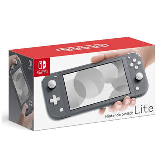 Nintendo Switch - 任天堂スイッチライト グレー