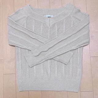 マジェスティックレゴン(MAJESTIC LEGON)のニット セーター(ニット/セーター)