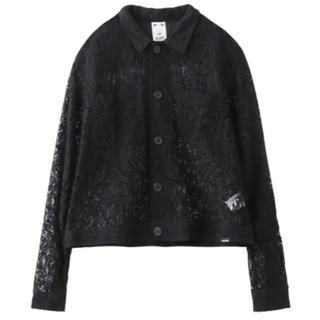 エックスガール(X-girl)のエックスガール レースシャツジャケット(その他)