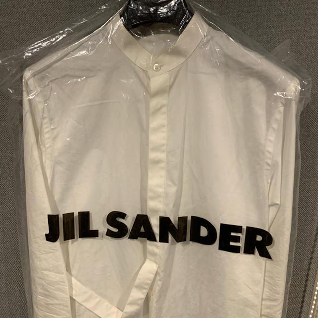 Jil Sander(ジルサンダー)のjil sander シャツ メンズのトップス(シャツ)の商品写真
