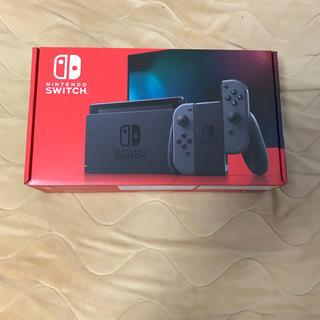 Nintendo Switch - Switch 新品未使用 新品 グレー