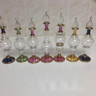 ハーバリウム エジプシャンボトル香水瓶