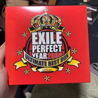 エグザイル(EXILE)のEXILE PERFECT YEAR 2008 ULTIMATE BEST BO(ポップス/ロック(邦楽))