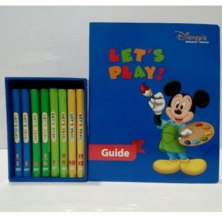 Disney -  DWEディズニーえいご レッツプレイ DVD 全8巻