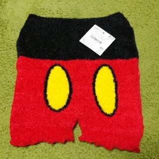 ミッキーマウス(ミッキーマウス)のディズニー もっこもこパンツ ミッキーコスチューム(アンダーシャツ/防寒インナー)