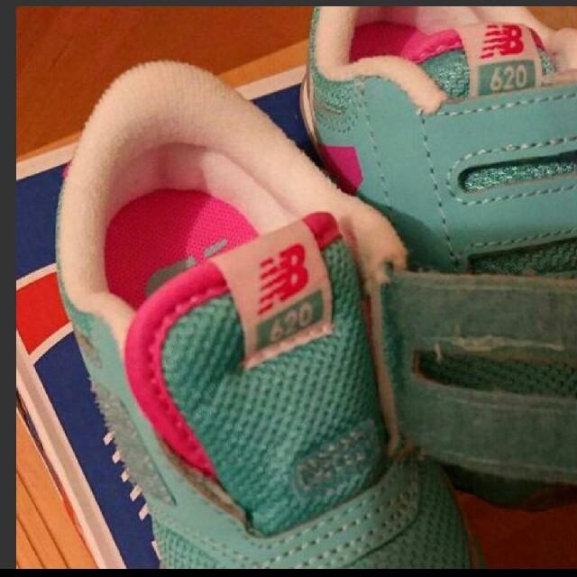 New Balance(ニューバランス)の専用!ニューバランス 13、5 キッズ/ベビー/マタニティのベビー靴/シューズ(~14cm)(スニーカー)の商品写真
