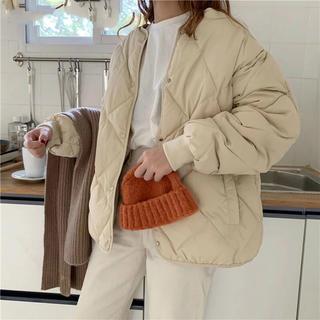 TODAYFUL - Natural quilting coat