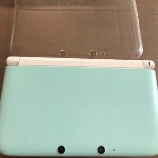 ニンテンドー3DS - 任天堂 3DS LL 付属飛び出せどうぶつの森