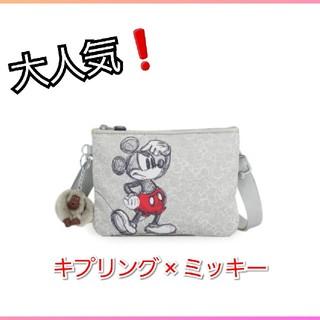 kipling - ☆即購入歓迎☆キプリング ミッキー ショルダーバッグ コラボ