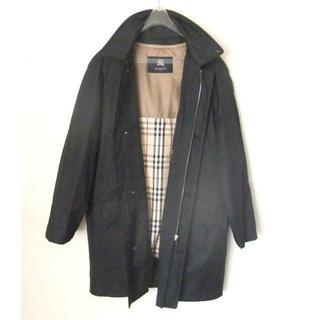 BURBERRY - 【お買い得】バーバリー(BURBERRY)のコート 黒 M