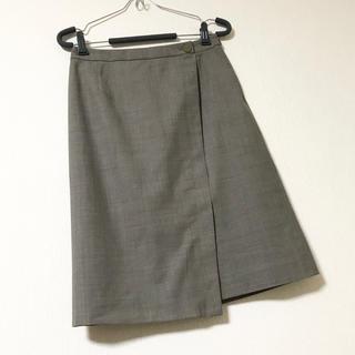 グリーンレーベルリラクシング(green label relaxing)の【美品】グリーンレーベルリラクシング  スカート(ひざ丈スカート)