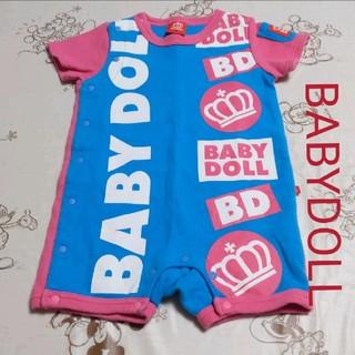 ベビードール(BABYDOLL)のBABYDOLL ロンパース(ロンパース)