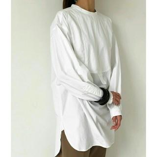 TODAYFUL - 【新品タグ付】TODAYFULVintageドレスシャツ トゥデイフル白ブラウス