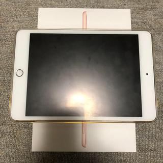 アップル(Apple)のiPad mini 7.9インチ 第5世代 Wi-Fi 64GB  ゴールド(タブレット)