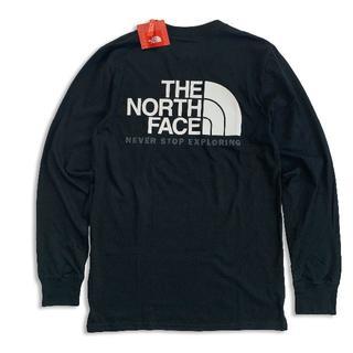 THE NORTH FACE - ノースフェイス『新品正規品タグ付き』USA限定Throwback長袖Tシャツ