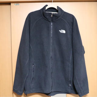 THE NORTH FACE - 【USED】THE NORTH FACE フリースジャケット 黒 XL メンズ