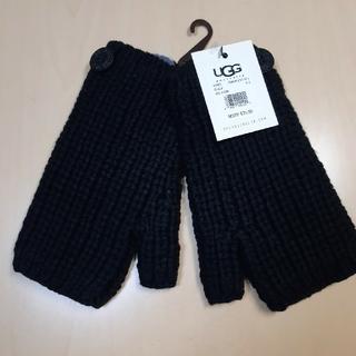 UGG - 【UGG】フィンガーレスグローブ