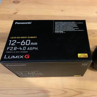 Panasonic - Panasonic LEICA DG VARIO 12-60mm レンズ