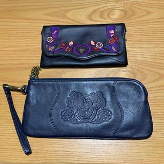 アナスイ(ANNA SUI)のアナスイ  長財布、ポーチ(財布)