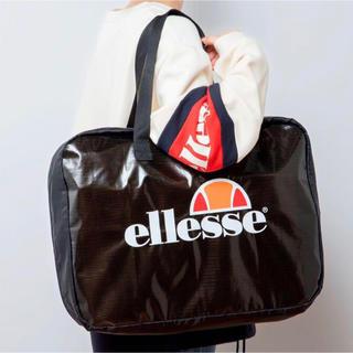 エレッセ(ellesse)の【未開封】ellesse 超特大収納バッグ(その他)