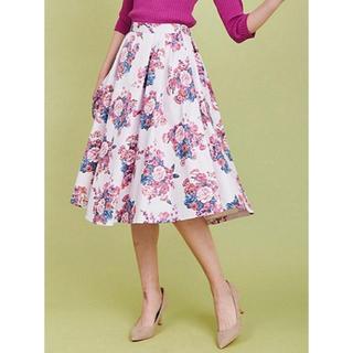 31 Sons de mode - 31 Sons de mode 2019年 花柄フレアースカート 新品