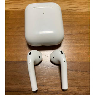 Apple - AirPods  Apple airpods2 第二世代