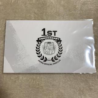 防弾少年団(BTS) - BTS 日本公式ファンクラブ 特典 1st anniversary カード