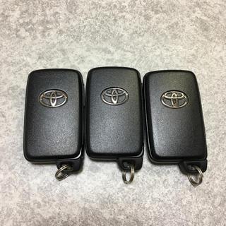 トヨタ - トヨタ純正 スマートキー 3個セット 30プリウス、プリウスα、アクアetc…