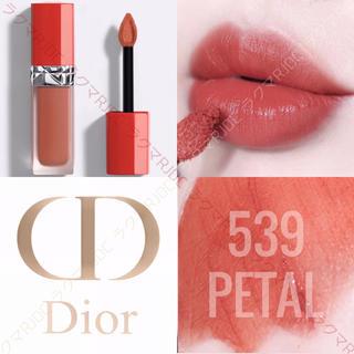 Dior - 【新品箱なし】秋冬新作✦ 539 インテンスピーチ ディオール ウルトラリキッド