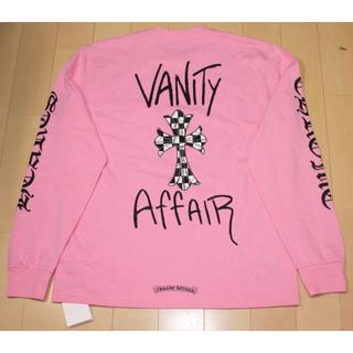 Chrome Hearts - CHROME HEARS VANITY AFFAIR ロング Tシャツ L