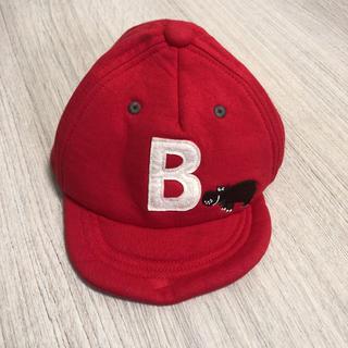 フタフタ(futafuta)のフタフタ  futafuta ベビー キャップ 帽子 48cm(帽子)