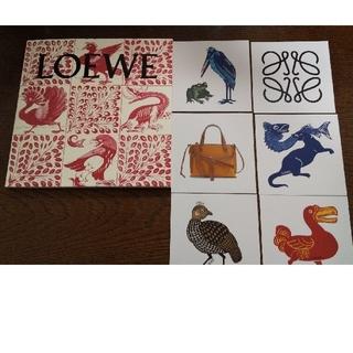 ロエベ(LOEWE)のLOEWE ノート&シール(ノート/メモ帳/ふせん)