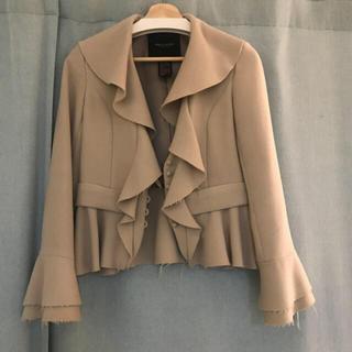ダブルスタンダードクロージング(DOUBLE STANDARD CLOTHING)の美品 ダブルスタンダード ダブスタ ジャケット(テーラードジャケット)