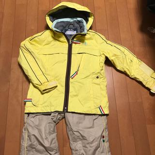 エレッセ(ellesse)のellesse スキーウェア 130センチ 子供用 【即購入◎】(ウエア)