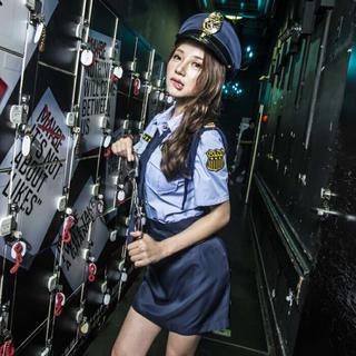 ポリス  警察 コスプレ ハロウィン(衣装)