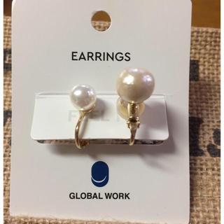 グローバルワーク(GLOBAL WORK)のイヤリング グローバルワーク (イヤリング)