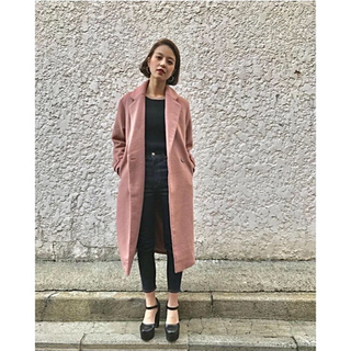 SLY - 【SLY】SOFIE WOOL COAT チェスターコート