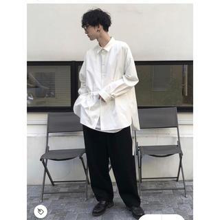 Toironier(トワロニエ)ルーズシャツ