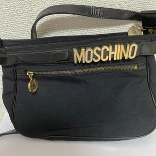モスキーノ(MOSCHINO)のMOSCHINO ショルダーバッグ(ショルダーバッグ)