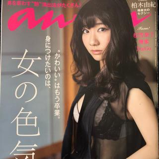 AKB48 - anan柏木由紀