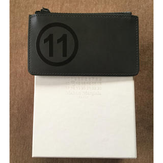 Maison Martin Margiela - 19SS新品 メゾンマルジェラ エンボスロゴ 小銭入れ カードケース 財布