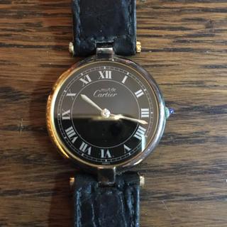 Cartier - マスト ドゥ カルティエ メンズ 腕時計