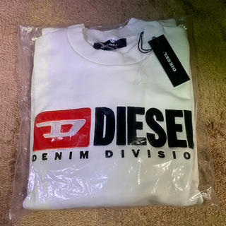 DIESEL - diesel スウェット トレーナー Mサイズ