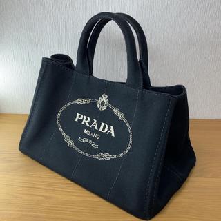 PRADA - 『プラダ PRADA 』美品‼️カナパトート カナパ 黒