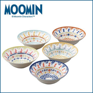 Little Me - ムーミン ボウルセット 陶器