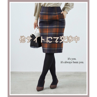 Rope' Picnic - 【今期完売】ビッグチェックアイラインスカート♡ViS、ローリーズファーム