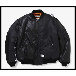 W)taps - WTAPS NEIGHBORHOOD MA-1 W1. VE / JACKET