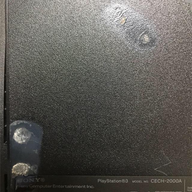 PlayStation3(プレイステーション3)の【ps3】PlayStation3 本体 120GB エンタメ/ホビーのゲームソフト/ゲーム機本体(家庭用ゲーム機本体)の商品写真